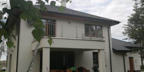 Barierka balkonowa